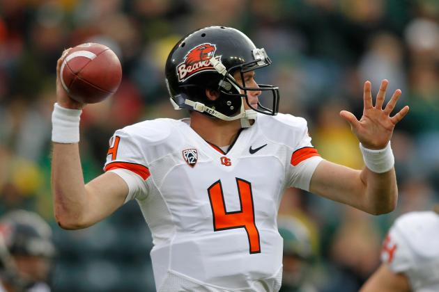 2012 Pac-12 Team Preview and Breakdown: Oregon State Beavers