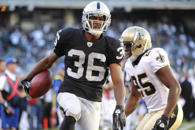 Fantasy Football Sleeper: Taiwan Jones Second on Oakland Raiders Depth Chart