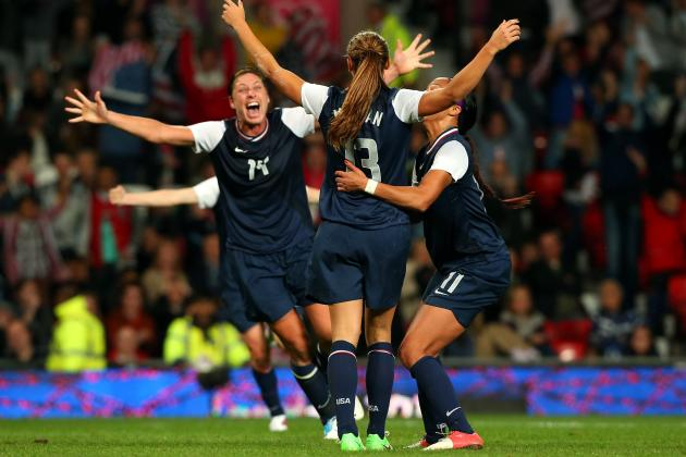 USA vs. Japan Women's Olympic Soccer: American Squad Will Gain Redemption in Win