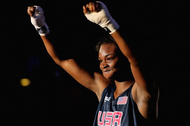 Claressa Shields: US Olympic Women's Boxer on Cusp of Watershed Moment