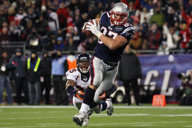 Fantasy Football 2012: Why Rob Gronkowski and 4 Others Are Worth the Risk