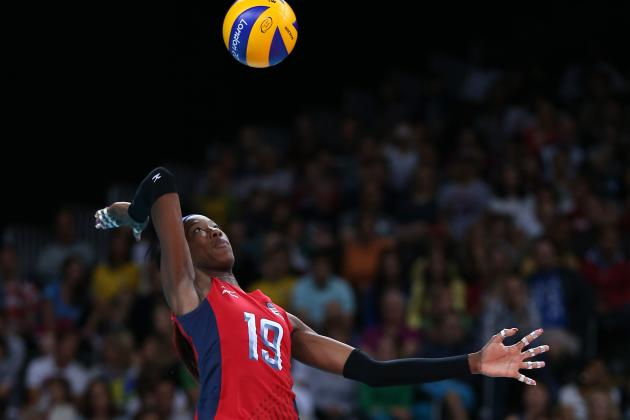 Destinee Hooker: US Volleyball Star Is the Best Athlete You've Never Heard of