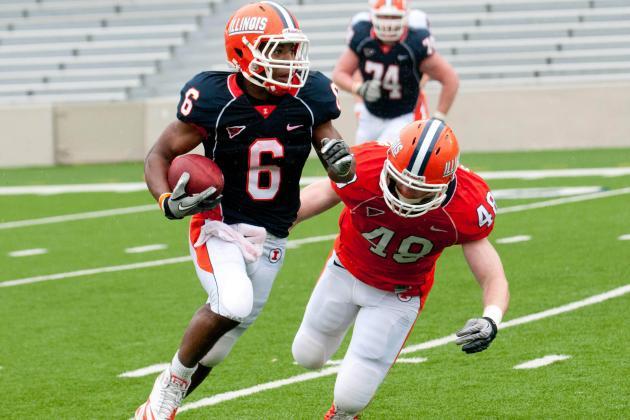 Big Ten Football: Illinois Fighting Illini Season Preview 2012