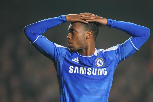Chelsea Transfer Rumours: Blues Must Keep Daniel Sturridge at Stamford Bridge