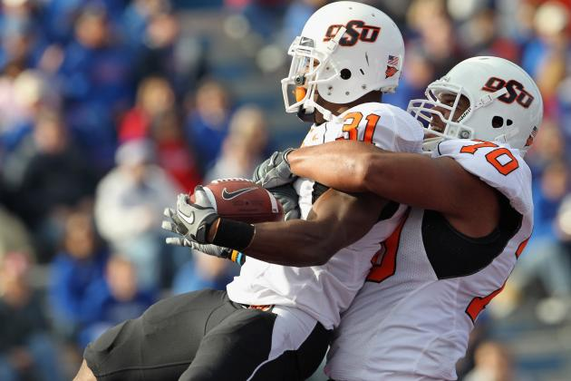Oklahoma State Football: OL's Past Injury Is Bright Spot for Cowboys 2012 Season