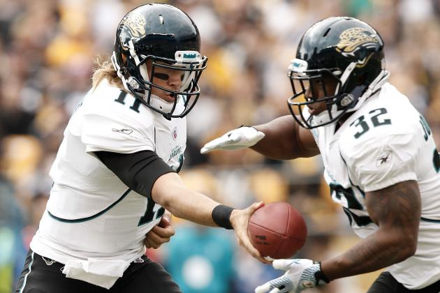 Maurice Jones-Drew's Holdout Impacts Blaine Gabbert More Than Anyone