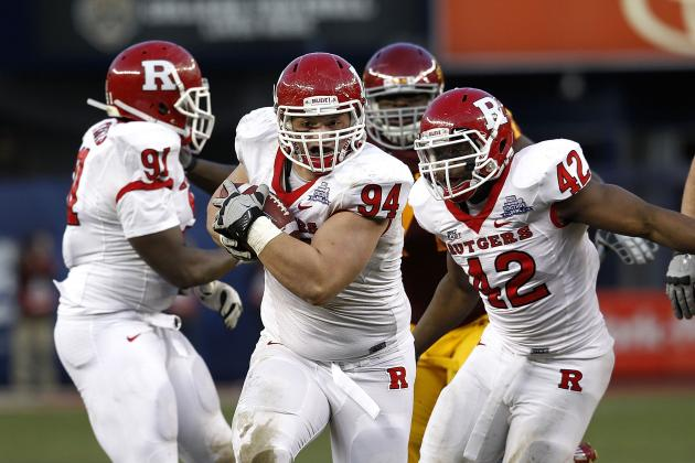 Rutgers Defensive Line Preview 2012: Depth and Experience in the Trenches