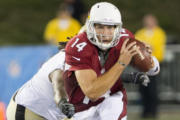 2012 Arizona Cardinals: Grading the Rookies on the Roster so Far
