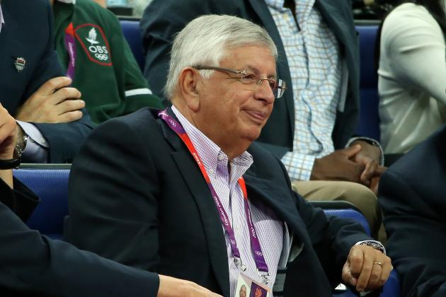 Olympic Basketball 2012: David Stern's U-23 Proposal Is His Latest Blemish