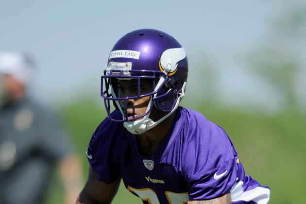 Minnesota Vikings: Why the Vikings Were Right to Draft Greg Childs