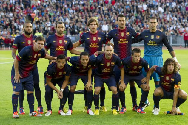 FC Barcelona Beats Manchester United 2-0 in PKs: Rating Barca's Performers