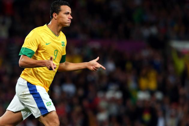 Olympic Soccer 2012: After Oscar and Lucas Transfers, Is Leandro Damiao Next?