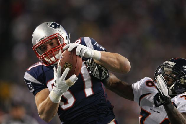 Fantasy Football 2012 Fantasy Rankings: Top 25 Tight Ends (Updated 08/09/12)