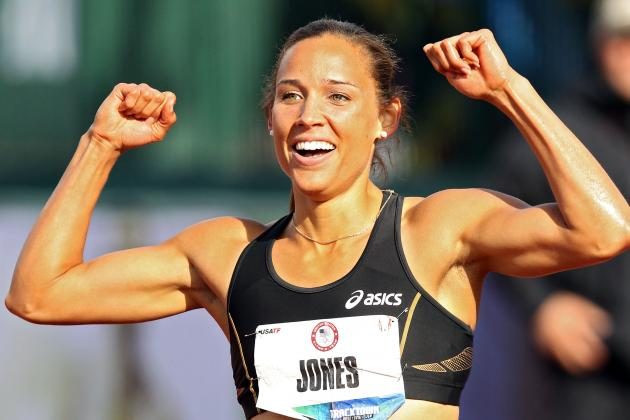 Lolo Jones Has No Plans to Retire, Eyes 2016 Olympic Games in Rio