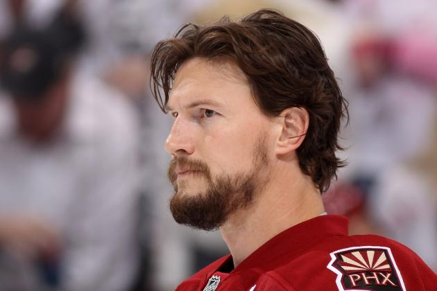 Shane Doan Close to Signing 4-Year Deal to Stay with Phoenix Coyotes?