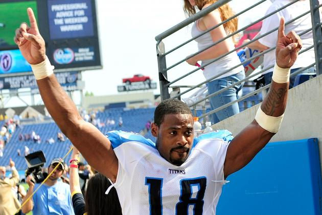 Tennessee Titans Need to Cut Bait with Kenny Britt