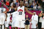 Kobe Breaks Out as USA Crushes Australia