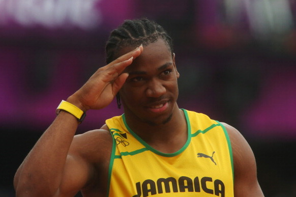 Men's 200-Meter Dash: Can Yohan Blake Take Down Usain Bolt?