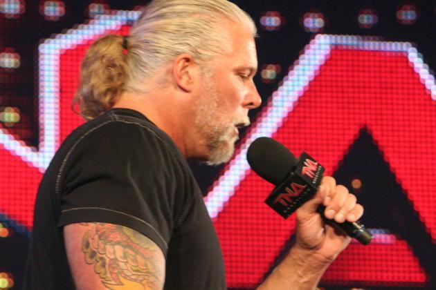 Stop Calling Former WWE Champion Kevin Nash a Smart Worker
