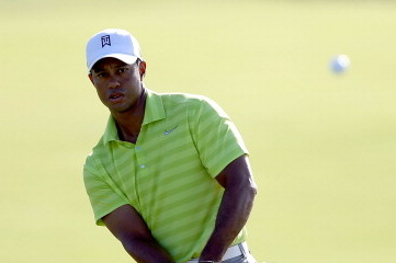 Tiger Woods at PGA Championship 2012 Tracker: Day 1 Highlights, Updates and More