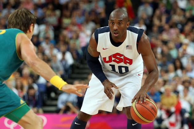 Team USA Basketball 2012: Is Inconsistent Performance Beginning of End for Kobe?