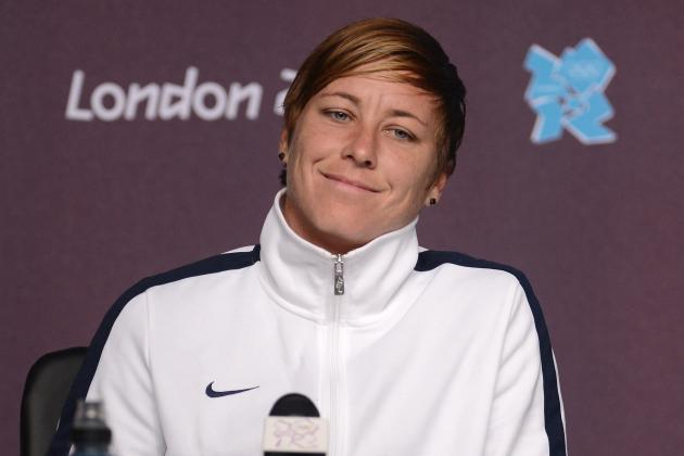 Abby Wambach Will Need to Carry US Women's Soccer to Gold Medal