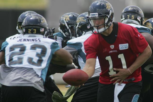Jacksonville Jaguars 2012 Preseason Guide: Everything You Need to Know