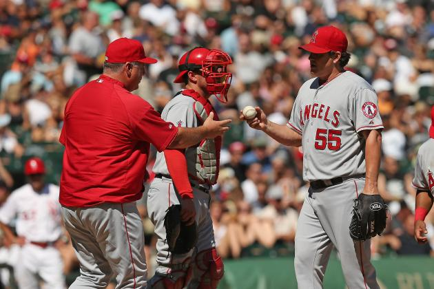 Will the Bullpen Keep the Los Angeles Angels out of the Playoffs?