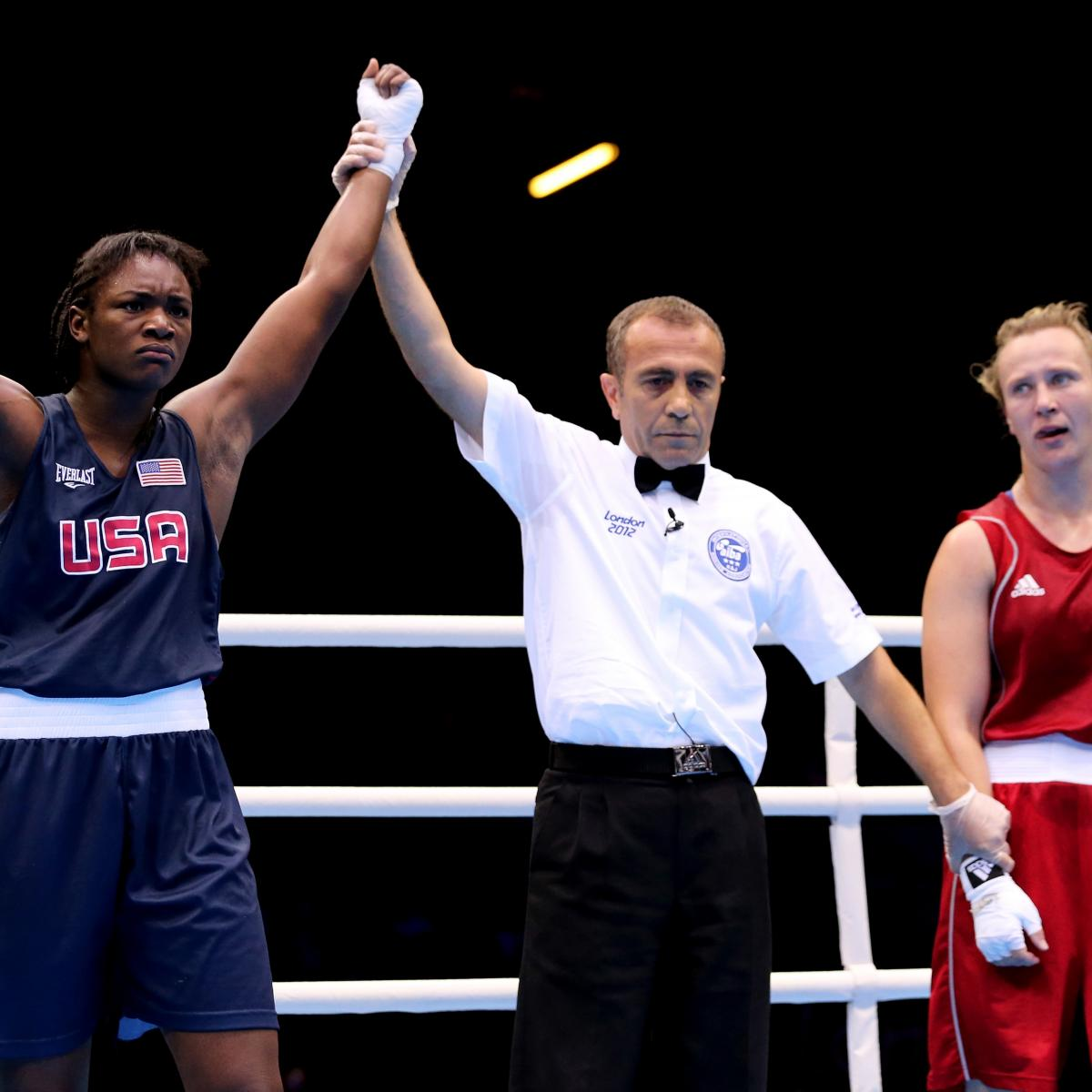 Olympic Boxing 2012 Results: Complete Men's And Women's