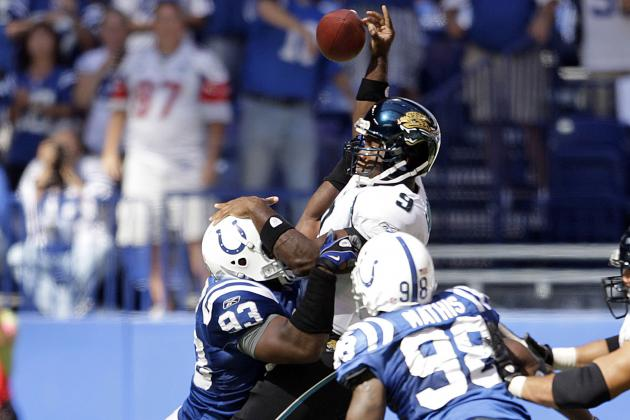 2012 Indianapolis Colts Defense: Can Freeney and Mathis Play Linebacker?