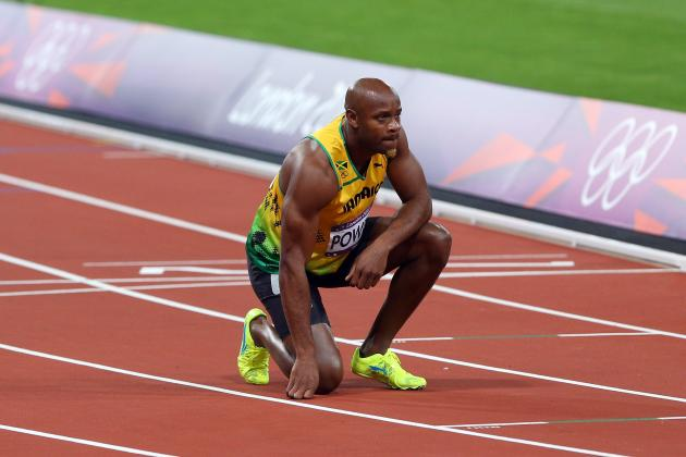 Asafa Powell's Groin Injury Won't Stop Jamaica's Dominant 4x100 Relay Team