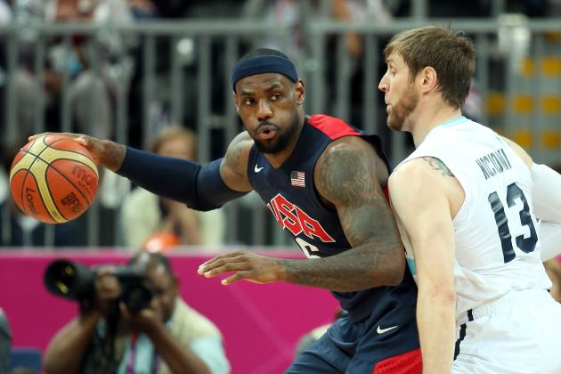 USA vs Argentina Olympic Basketball Semifinal: TV Start Time, Live Stream & More