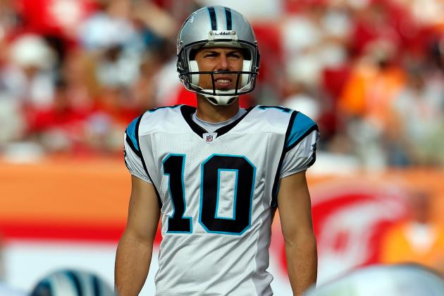 Kicking It Up a Notch: The Battle of the Kickers Has Begun in Carolina