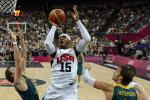 Predictions for Team USA vs. Argentina in Semis