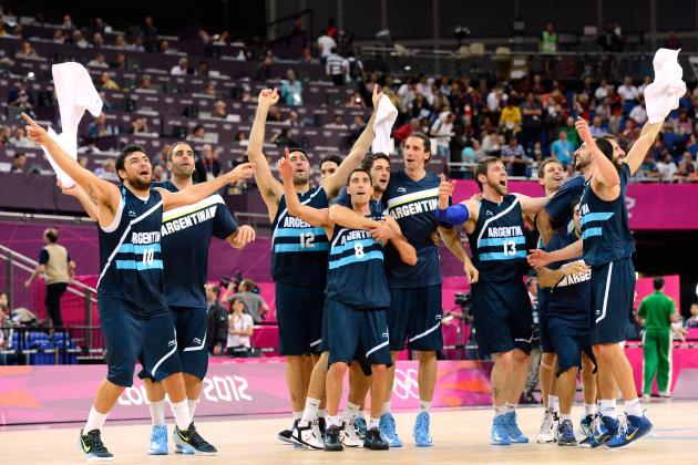 USA vs. Argentina: Breaking Down the Blueprint for Beating Team USA Basketball