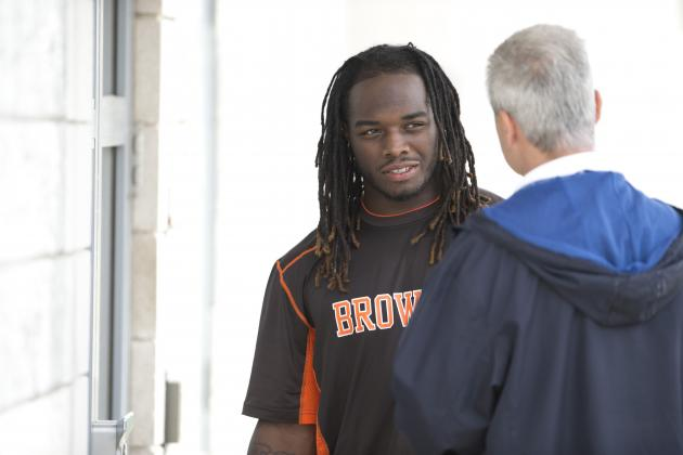 Cleveland Browns Smart To Be Patient With Trent Richardson