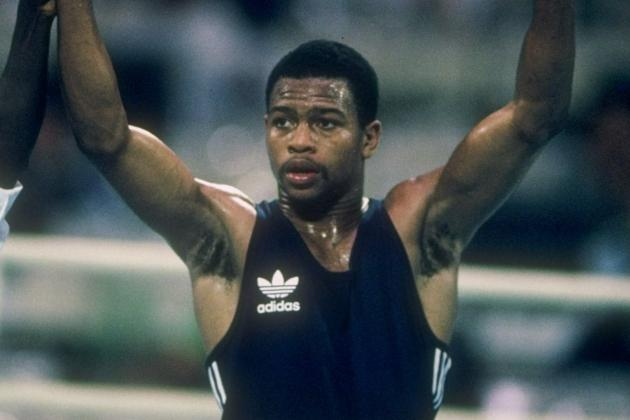 Roy Jones Relives His Controversial Olympic Experience