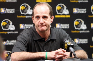 Iowa Football: Defensive Coordinator Phil Parker Has Big Shoes to Fill in 2012