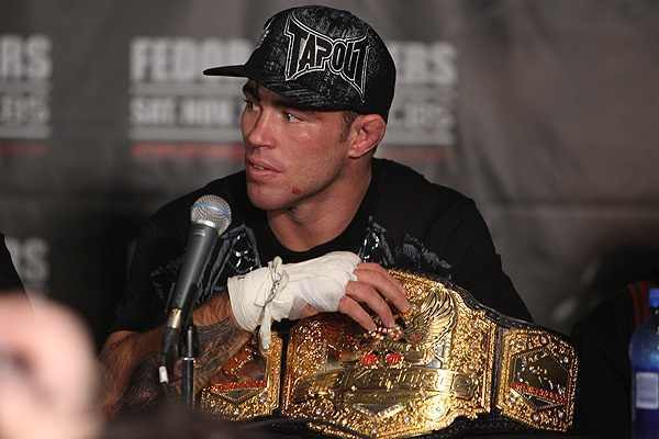 UFC 150: Jake Shields Wants Middleweight Title Shot as Soon as Possible