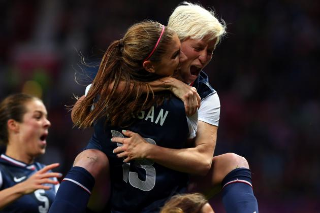Alex Morgan: American Superstar Will Lead USA Past Japan to Win Gold