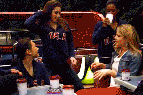 McKayla Maroney Dougie: Olympic Star Teaches Team USA How to Dougie