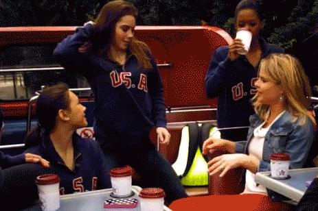 McKayla Maroney Dougie: Olympic Star Teaches Team USA How to Dougie