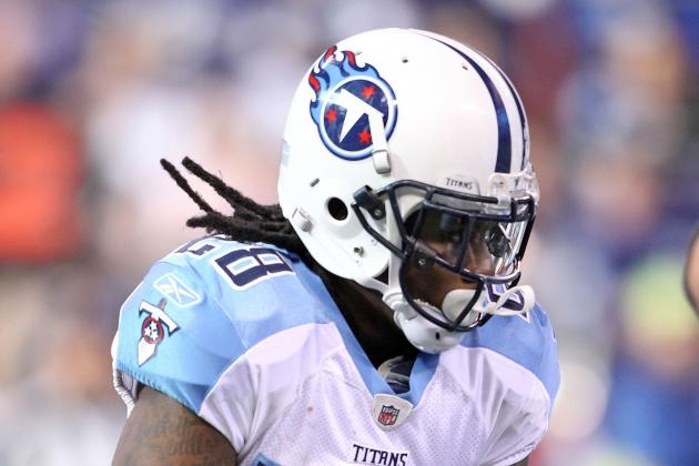 Chris Johnson: Titans RB Crazy to Think He Can Beat Usain Bolt in 40-Yard Dash