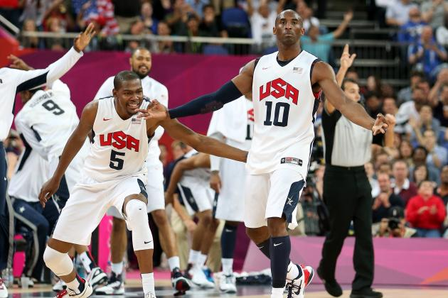 Olympic Basketball 2012: USA's Blowout Wins Spell Doom for Argentina