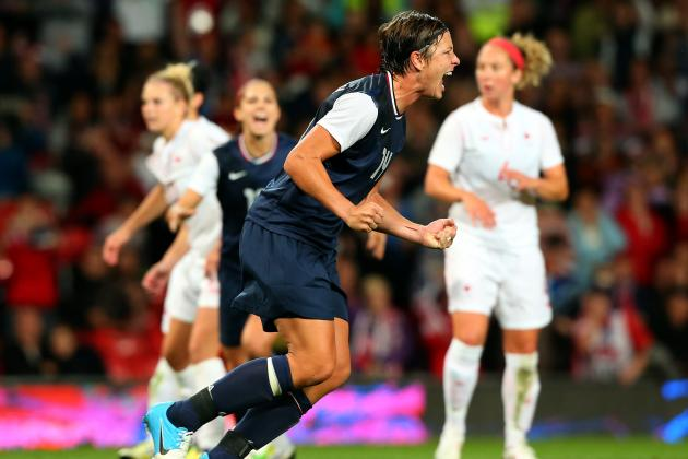 Abby Wambach: Team USA's Gold Medal Hopes Lie on Shoulders of Star Attacker