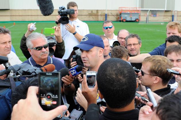 Penn State Football Media Day: Notes from Bill O'Brien's Press Conference