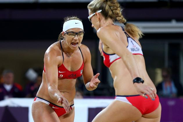Misty May-Treanor and Kerri Walsh: Their Amazing Beach Volleyball Careers