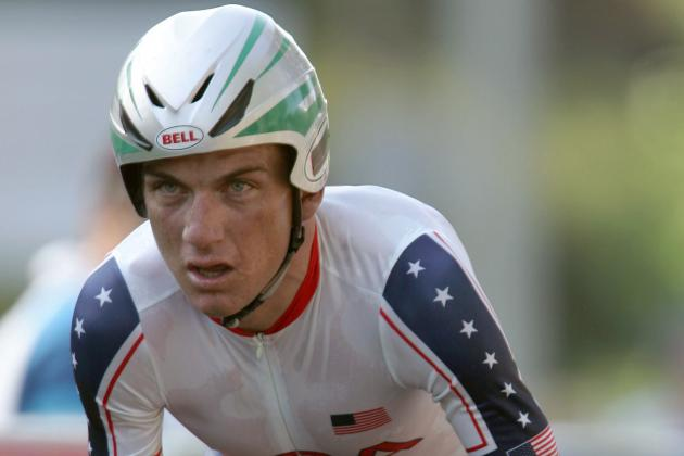 IOC Reportedly Will Strip USA Cyclist Tyler Hamilton of 2004 Olympic Gold Medal