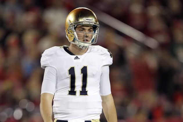 Notre Dame Football: Quarterback Picture Becoming Clearer