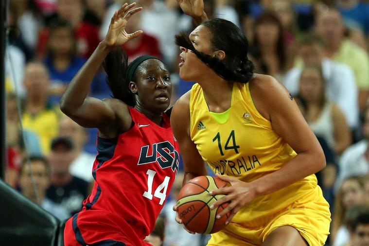 USA vs. Australia Women's Basketball: Live Score, Stats & Recap